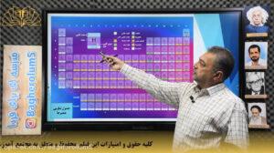 علوم نهم فصل 1 قسمت اول - استاد منصوری